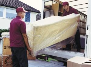 Доставку мебели при возврате осуществляет торговая компания
