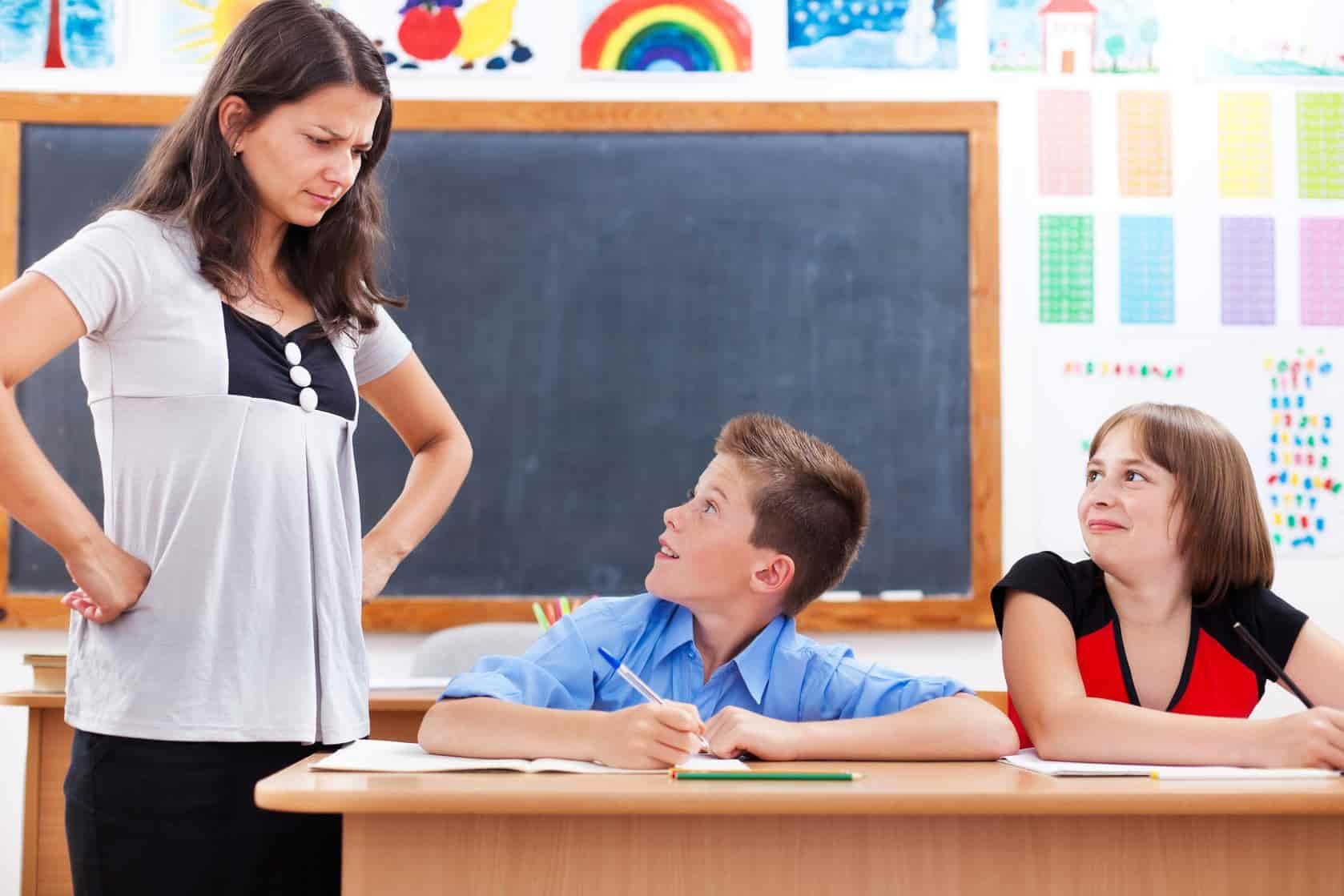 Как написать жалобу на учителя