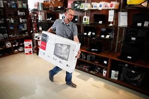 Права покупателя на обмен телевизора