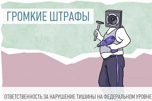 Закон о тишине в Санкт-Петербурге – как защитить свой сон