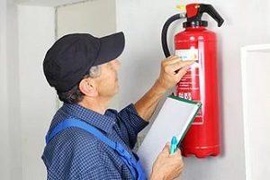 Исправный огнетушитель – помещения и жизнь людей в безопасности