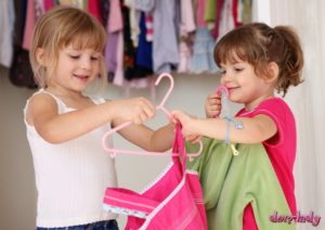 Как не ошибиться с размером детской одежды