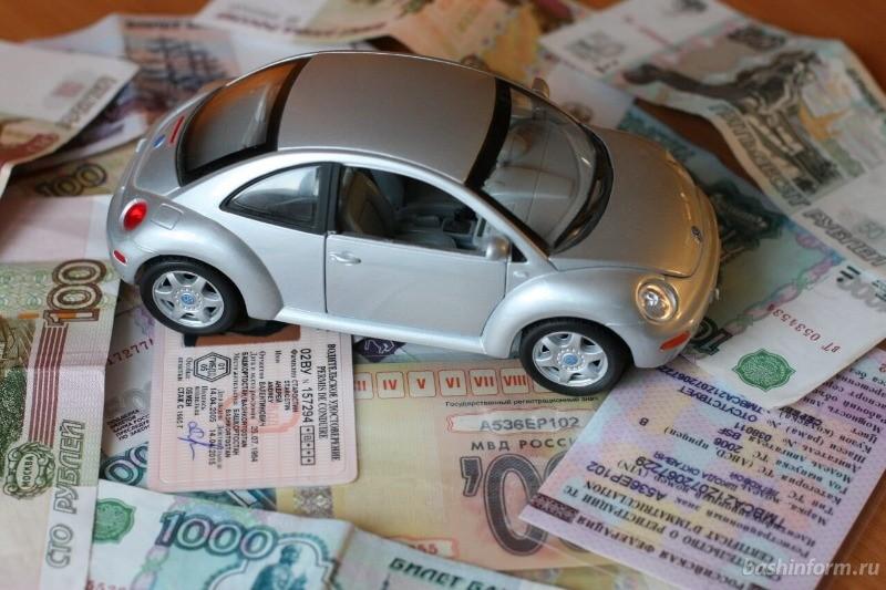 Управление автомобилем без прав