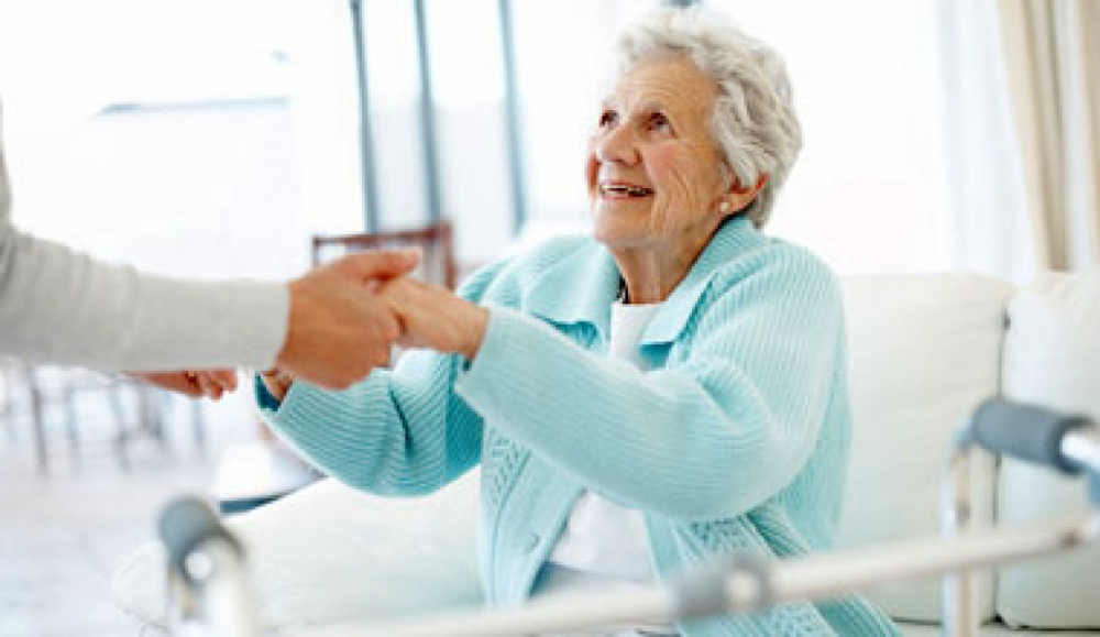 Пожилые люди. Особенности и уход