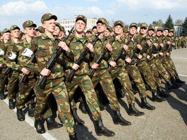 до какого возраста берут в армию