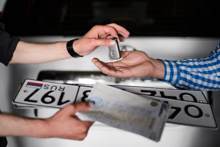 Регистрация автомобиля в ГИБДД для юридических лиц