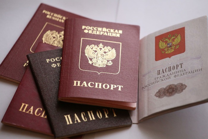 в каком возрасте меняют паспорт