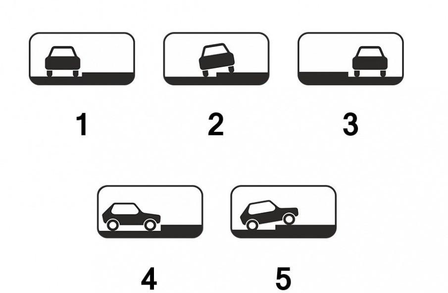 способы постановки авто на стоянку