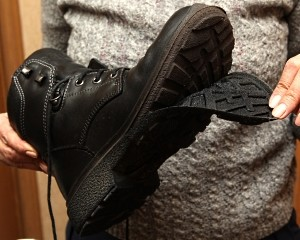 Брак обуви
