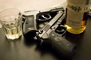 Алкоголь провоцирует к проявлению агрессии