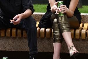 Административный штраф - последствие употребления алкоголя в запрещённых местах