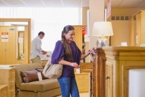 Постановление о возврате мебели