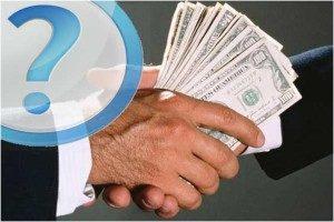 расписка по возврату долга денежных средств образец