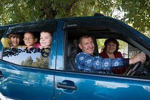 Правила парковки в Москве для инвалидов и многодетных семей