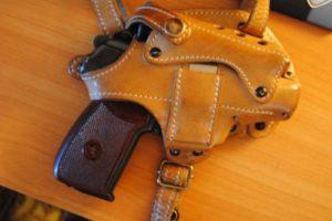 Как купить травматическое оружие