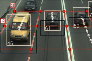 Как работает видеофиксация на дороге