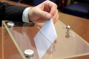 Как голосовать без талона