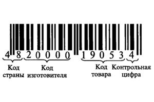 Приложение для штрих кода узнать страну производителя