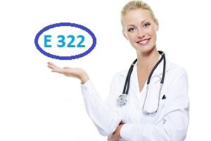 Е 322