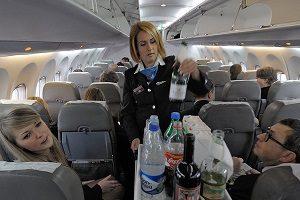 Алкоголь в самолет: о чем говорят правила