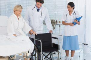 Перечень заболеваний, при которых дают инвалидность