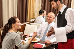 Как регулируется порядок обслуживания в кафе и ресторанах